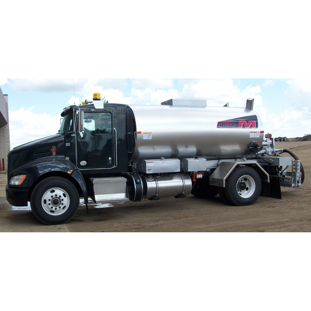 Mauldin Precision Spray Asphalt Distributor